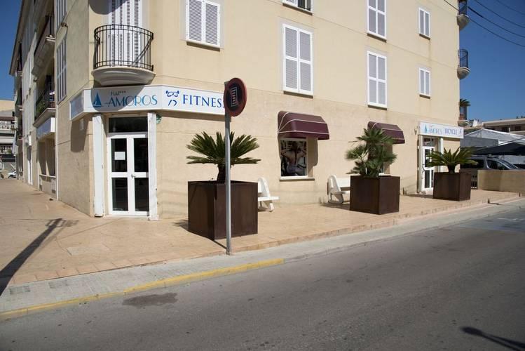Gimnasio amoros Cala Ratjada, Mallorca