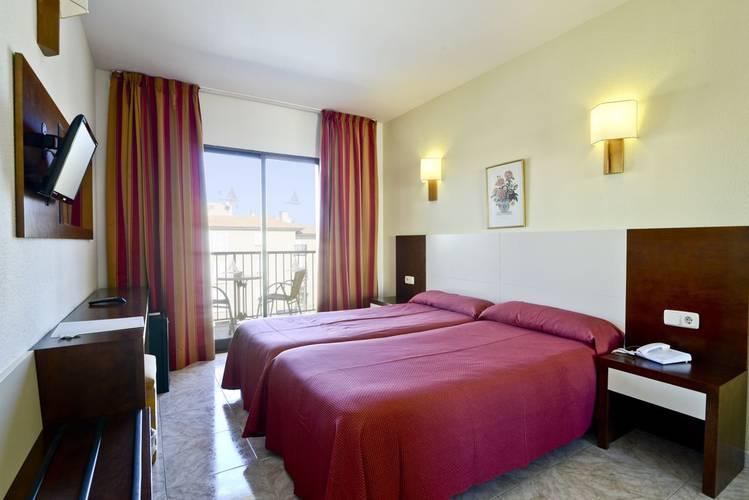 Habitación doble amoros Cala Ratjada, Mallorca