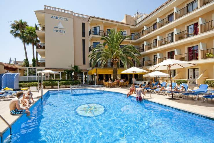 The best offers and prices on the official website only Amorós Hotel Cala Ratjada, Mallorca
